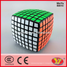 2015 Saling chaud Moyu Aofu 7 couches Magic Speed ​​Cube Jouets éducatifs English Packing for Promotion