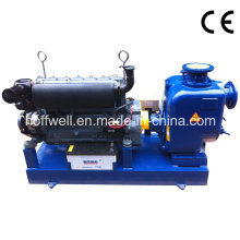 T-Serie Block selbstansaugende Kreiselwasserpumpe