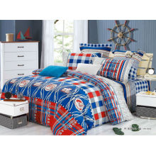 high quality 40s 205T reactive printed 2014 new bedcloth 100% cotton luxury bed linen set