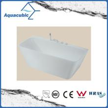 Contemporary Acrylic Freestanding Bathroom Bathtub (AB-AB7218)