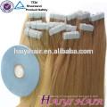 Top Quality Remy 100 extension de cheveux de bande européenne