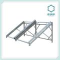 Extrusão de alumínio personalizadas para os trilhos de Painel Solar