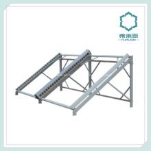 Seção de alumínio para o telhado montado painéis solares