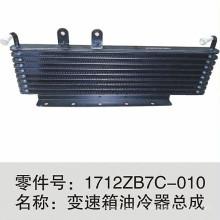 1712ZB7C-010Transmission Oil Cooler For Dongfeng Truck