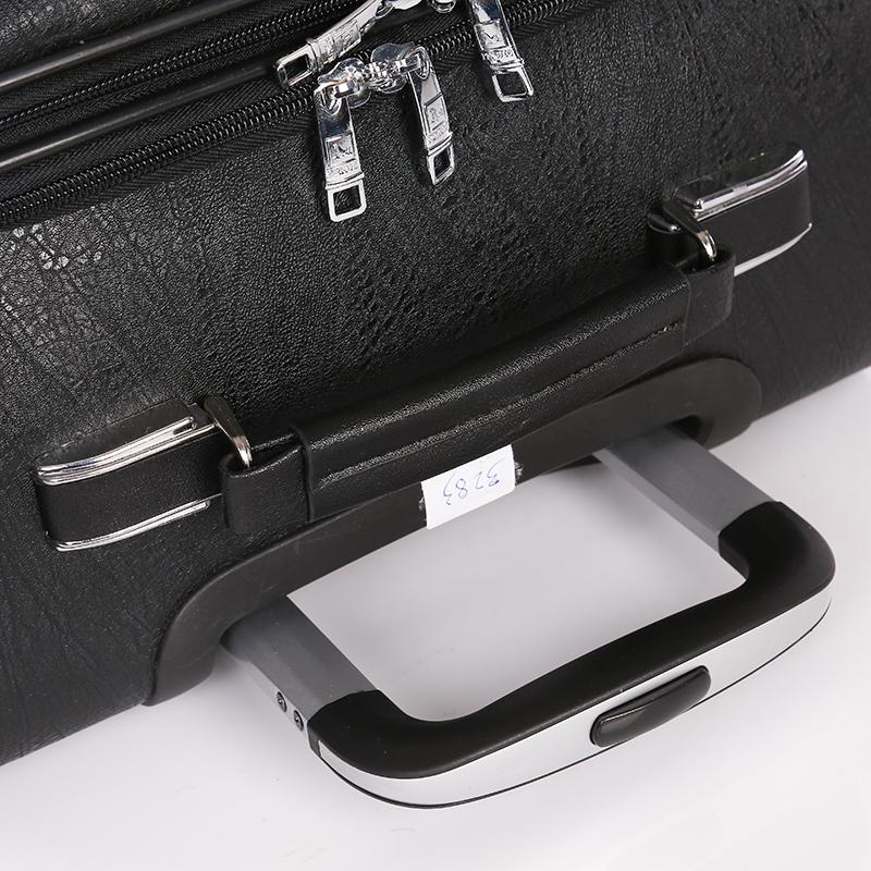 Suitcase Silence PU luggage