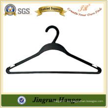 Perchas de ropa de antigüedades percha de ropa de plástico para la camisa