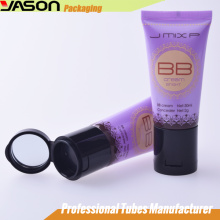 Specail Tube Type Screen Printed 50ml Cosmetic Creams Packaging