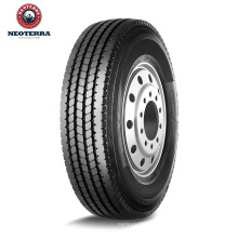 Fabricant chinois Neoterra marque 285 / 70R19.5 pneu tubeless radiale bus camion