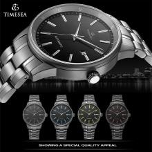 Reloj automático de los hombres del reloj del grado superior con el Quality72290 impermeable