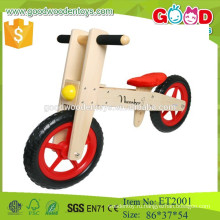 12-дюймовый фанерный материал деревянный балансный велосипед для детей