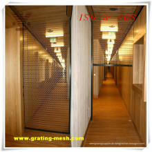 Factory Supply Decortaive / Kettenglied Vorhang Mesh Genehmigung ISO
