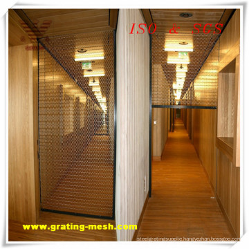 Factory Supply Decortaive/Chain Link Curtain Mesh Approval ISO