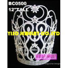 Hermosas coronas de concurso