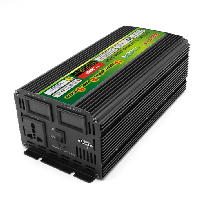 سعر المصنع 1500W UPS Sine Wave Power Inverter