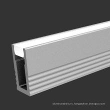 Алюминиевый светодиодный профиль для светодиодного освещения канала