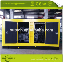 Three phase super silent 12KVA 15KVA 35KVA diesel generator 380v / 50hz