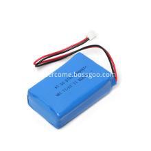 523450 3S1P 11.1V 1000mAh Lithium Polymer Battery Pack