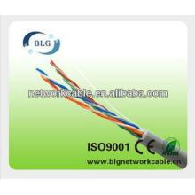 Неизолированный медный кабель 24AWG Ethernet сплошной кабель UTP Cat5e