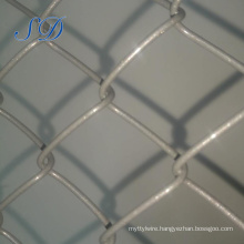 Cheap Wholesale Construction Chain Link 2.1x2.4m Temporary Fence For USA