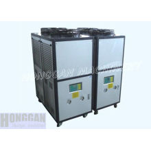 220v/50hz Portable Electrical Air Cooled Aquarium Industrial Water Chillers Systems Equiped With Textile Machinery