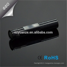 Chine fabricant MINI lampe de poche led, mini led noir