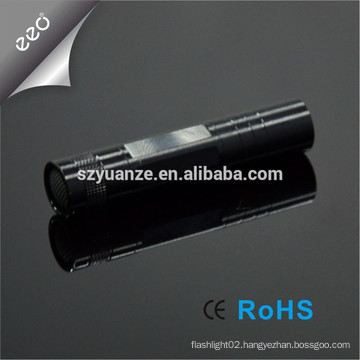 China manufacturer MINI led flashlight, mini black light led