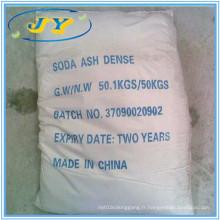 Soda caustique de haute qualité avec l'usine d'hydroxyde de sodium de Naoh 99% de MSDS