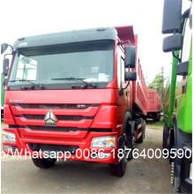 1200R20 8X4 Howo Dumper Truck for Sand