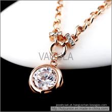 VAGULA China fabricante de joias colar superior (Hln16389)