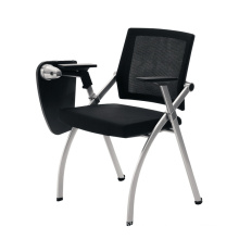 Bifma writing tablet chair/meeting room chair/conference chair