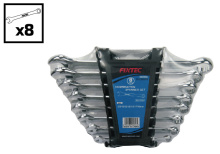 Fixtec 8 шт высокое качество углеродистой стали набор