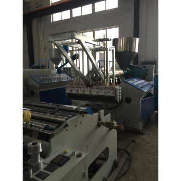 Machine de fabrication de film d'accrochage de PVC