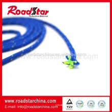 Colorido cordón utilizado para deportes
