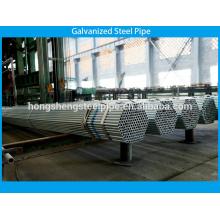 Galvanisiertes Standard Stahlrohr mit 1,5mm Dicke
