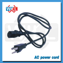 3 Prong IEC320 C13 - NEMA5-15P UL Стандартный кабель питания переменного тока