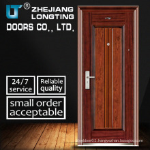 Steel Security Door with Modern and Attractive Surface