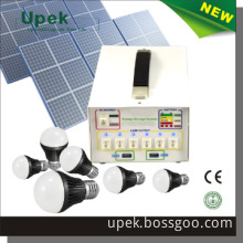 high quality solar interior lights with LiFePO4 battery