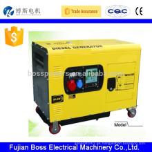Generador de energía portátil para el hogar