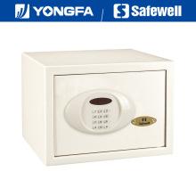 Cofre eletrônico seguro da altura do painel 25cm de Safewell Ra para o escritório domiciliário