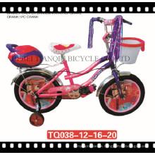Material de acero bicicleta al aire libre / Niños Ride Bike / Baby Cycle para niños