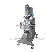High Speed Pad Printing Machine with Rotary Plate and Self Clean Rubber