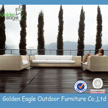 Luxury Outdoor sectional Rattan sofa