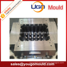 High quality milk plastic injection crate mould