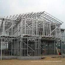 Prefabricated Light Steel Structure Warehouse Building