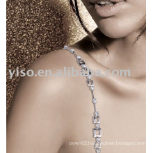 hot selling rhinestone bra strap