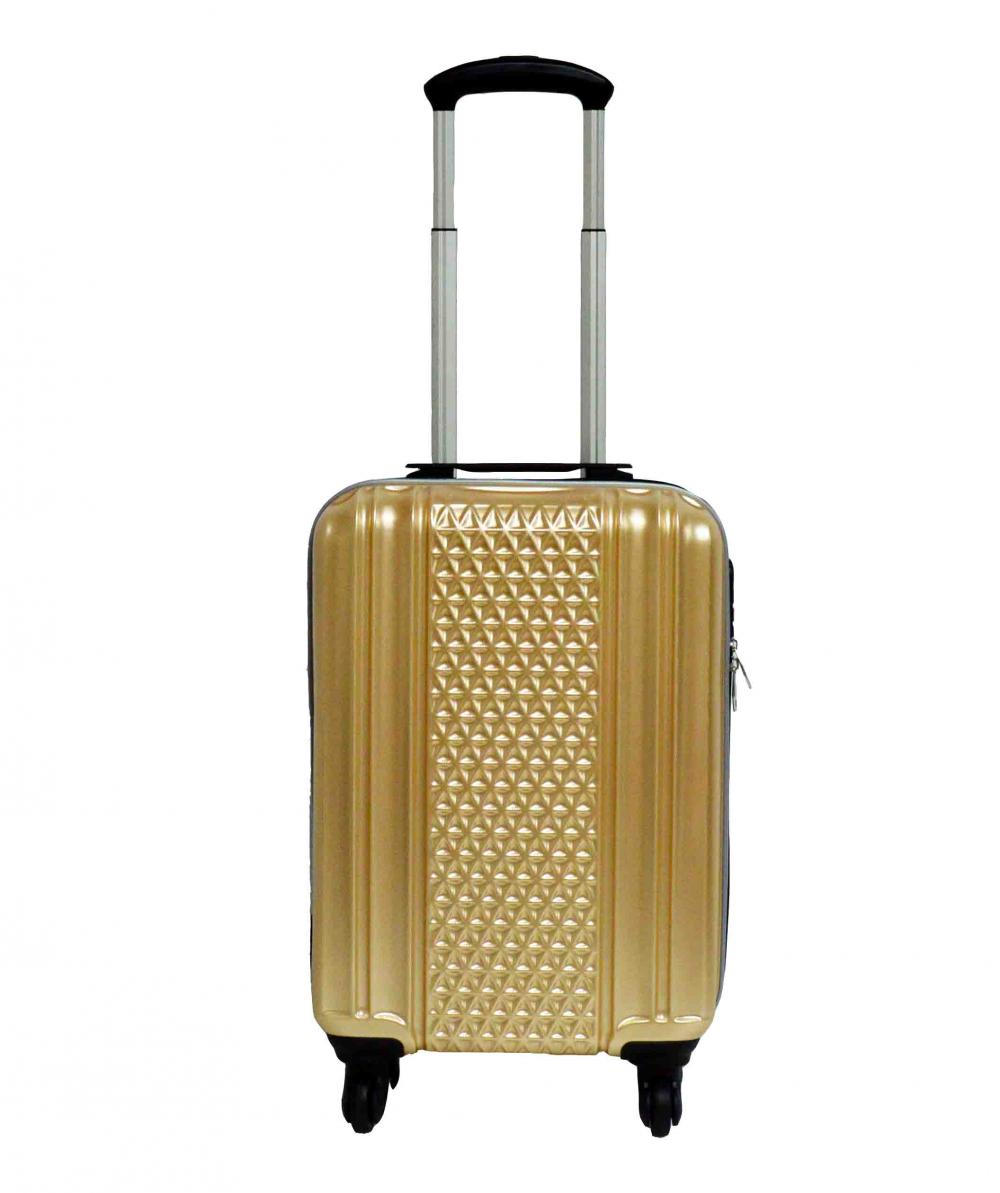 Ultra Light Aluminum Trolley Luggage Set