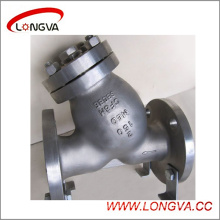 Sanitary Stainless Steel Y-Type Flange Strainer