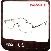 Brand New Diamond monture de lunettes de soleil pour la promotion