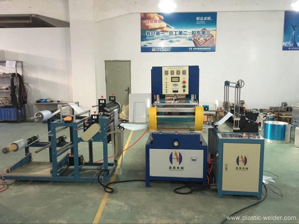 Automatic PVC Bag Welding Machine