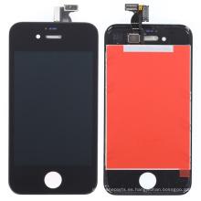 Pantalla LCD de teléfono móvil para iPhone 4S Pantalla LCD de pantalla táctil